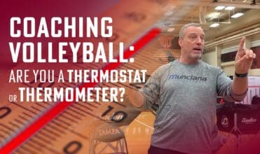 coach are you thermostat or thermometer?