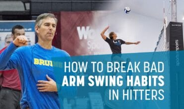 break bad arm swing habits