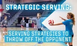 strategic serving