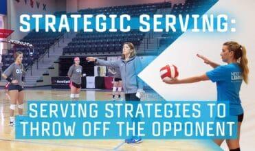 strategic serving