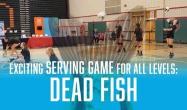 dead fish serving drill