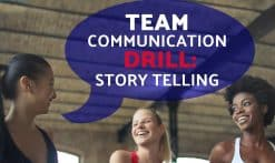 communication drill