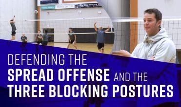 blocking spread offense
