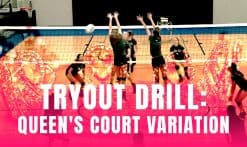 tryout drill