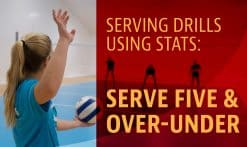 Serving stats drill