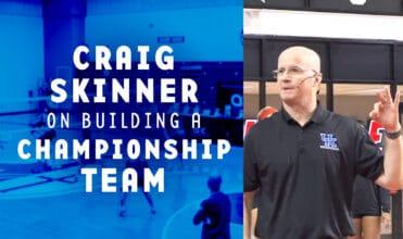 Kentucky coach Craig Skinner on building a championship volleyball team