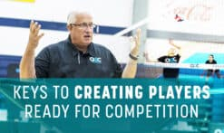 Keys to developing players who are ready to complete, from Russ Rose