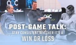 Post-game talk